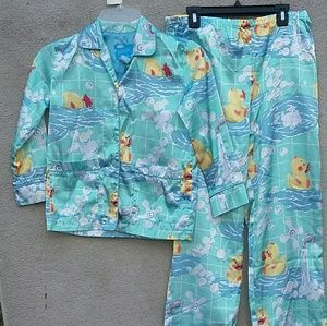 Girls Sleepwear Set Pajamas S-6x
